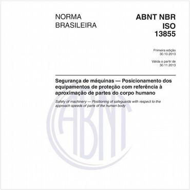 NBRISO13855 de 10/2013