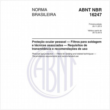 NBR16247 de 11/2013