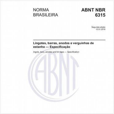 NBR6315 de 01/2016