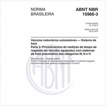 NBR10966-3 de 12/2013