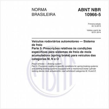 NBR10966-5 de 12/2013