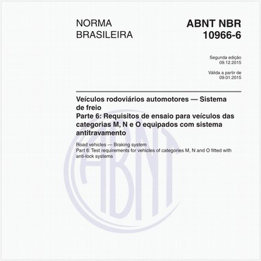 NBR10966-6 de 12/2015
