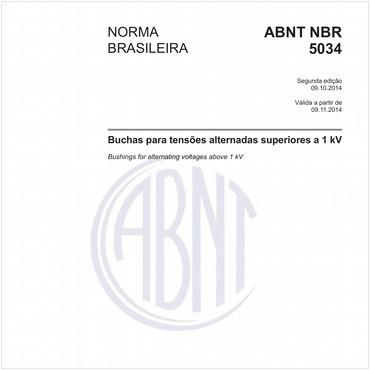 NBR5034 de 10/2014