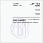 NBR16280