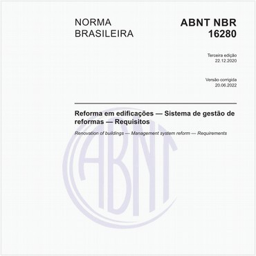 NBR16280 de 08/2015