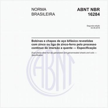 NBR16284 de 08/2018