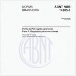 NBR14285-1