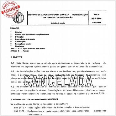 NBR8444 de 04/1984