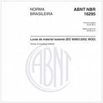 NBR16295