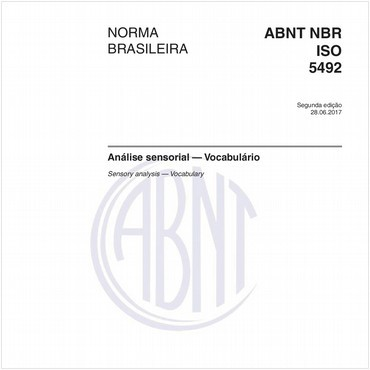 NBRISO5492 de 06/2017