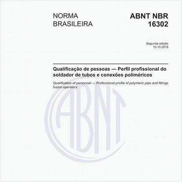 NBR16302 de 10/2018