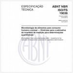 ABNT ISO/TS19036