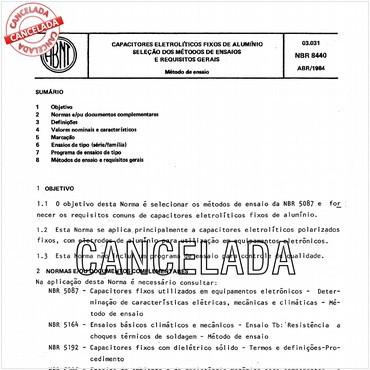 NBR8440 de 04/1984