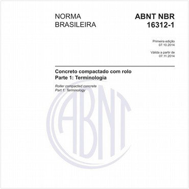 NBR16312-1 de 10/2014