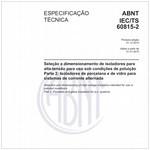 ABNT IEC/TS60815-2