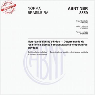 NBR8559 de 11/2010