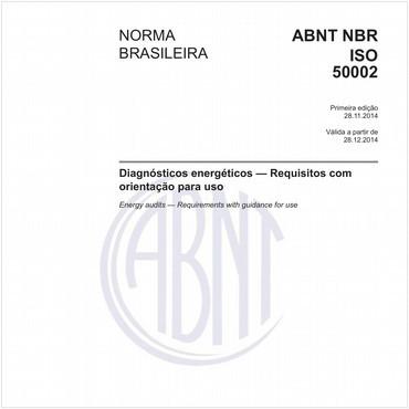 NBRISO50002 de 11/2014