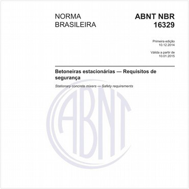 NBR16329 de 12/2014