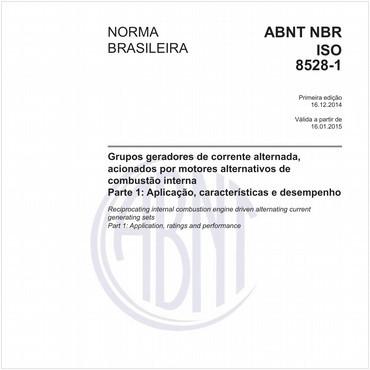 NBRISO8528-1 de 12/2014