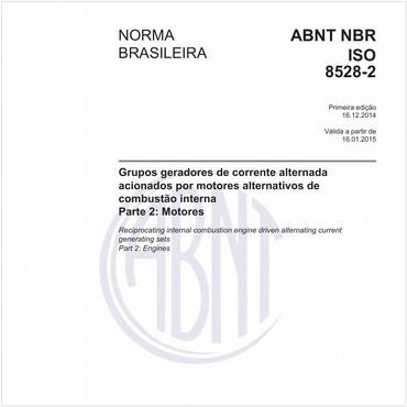 NBRISO8528-2 de 12/2014