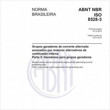 NBRISO8528-3 de 12/2014