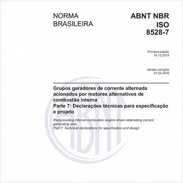 NBRISO8528-7 de 12/2014