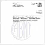 NBR16332
