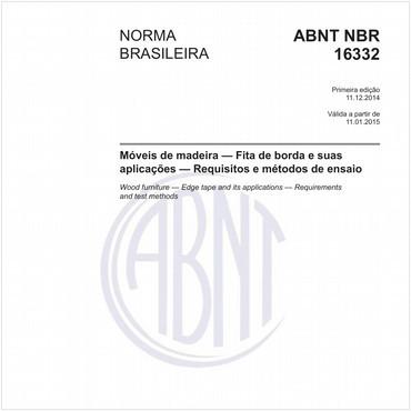 NBR16332 de 12/2014