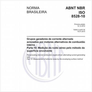 NBRISO8528-10 de 12/2014