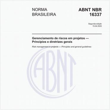 NBR16337 de 12/2014