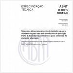ABNT IEC/TS60815-3
