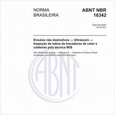 NBR16342 de 01/2015