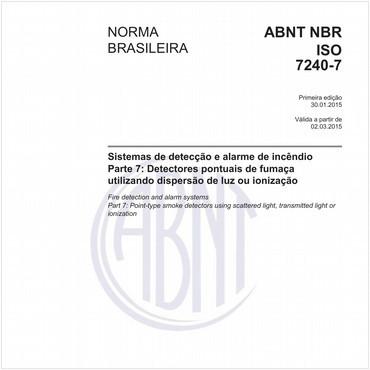 NBRISO7240-7 de 01/2015