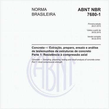 NBR7680-1 de 01/2015