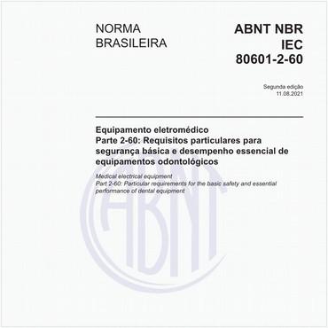 NBRIEC80601-2-60 de 03/2015