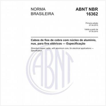 NBR16362 de 04/2015