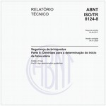 ABNT ISO/TR8124-8