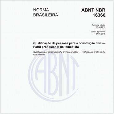 NBR16366 de 04/2015