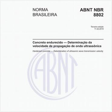 NBR8802 de 02/2019