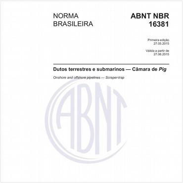 NBR16381 de 05/2015