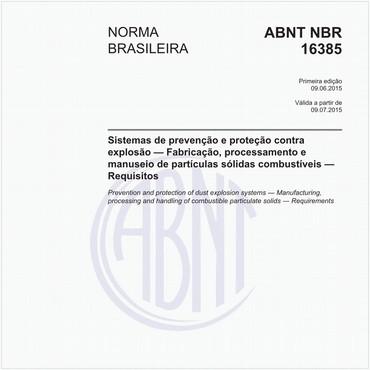 NBR16385 de 06/2015