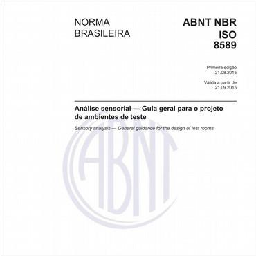 NBRISO8589 de 08/2015