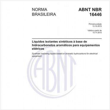 NBR16446 de 10/2015