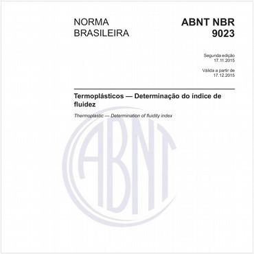 NBR9023 de 11/2015
