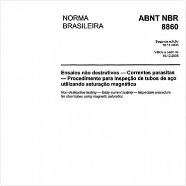 NBR8860 de 11/2008