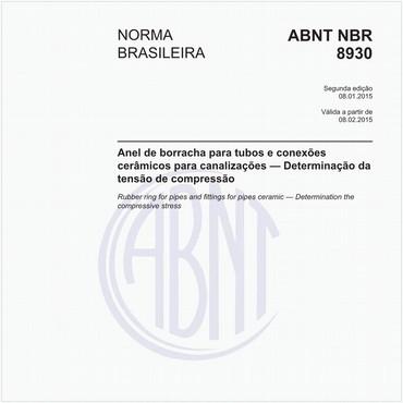 NBR8930 de 01/2015
