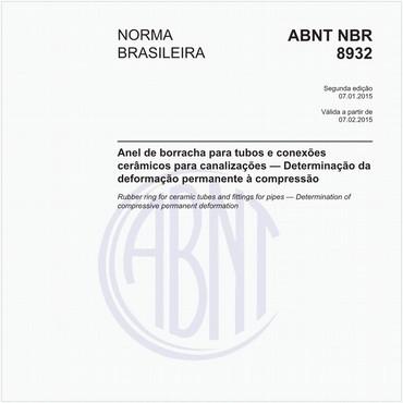 NBR8932 de 01/2015