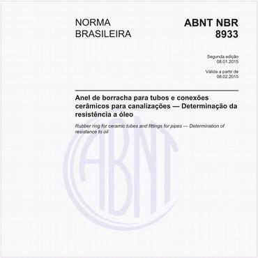 NBR8933 de 01/2015