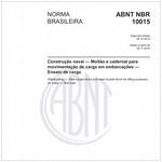 NBR10015