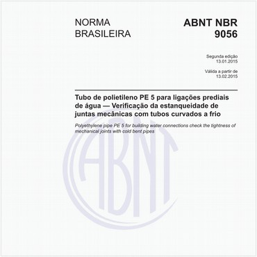 NBR9056 de 01/2015